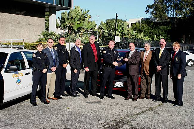 Caruso Ford Long Beach >> Lbpd To Combat Car Thefts With Eight Add L Lojack Tracking