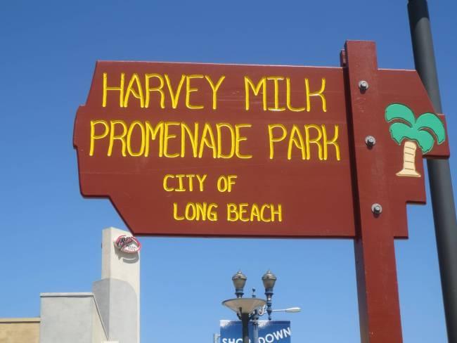 Harvey Milk Park Long Beach Address
