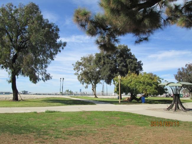 Demolished Belmont Pool Begats New Beachfront Open Space De Facto Belmont Plaza Park Should