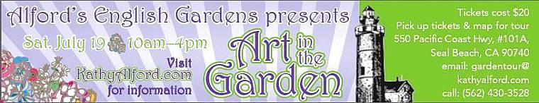 Alford Garden Tour