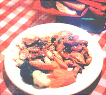 Nino's food