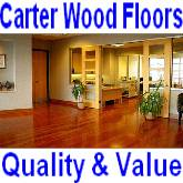 Carter Wood Floor box
