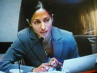 Councilwoman Suja Lowenthal April 17/07