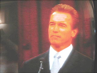 Schwarzenegger Inaugural