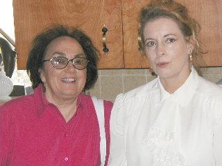 Colette McLaughlin farewell June 14/03