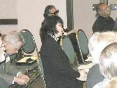 Dr. Colette McLaughlinn, LB conf. April 26/03