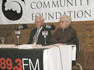 KPCC Air Talk on QM, Sept. 29/03