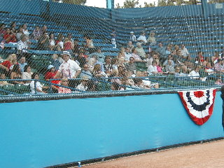 Baseball wedding July 19/03