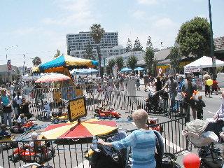 Bixby Knolls Street Fair