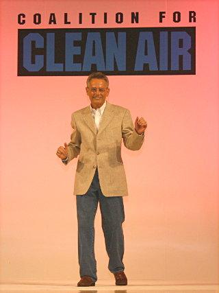 A. Lowenthal, Coalition for Clean Air Fashion Show 12/9/04