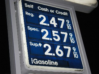 Gasoline Oct 10/04