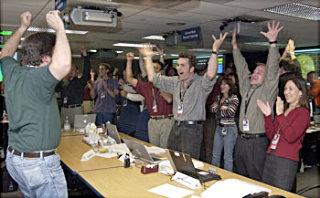 JPL crew Jan 3/04