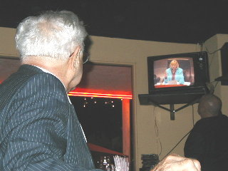 Vince Cristiano 80th birthday