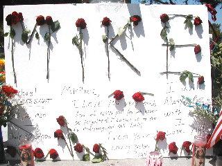 Atherton shrine, Aug. 1/05