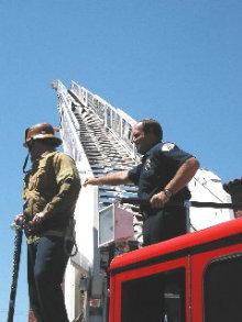 Solar Fire Stn. Aug 27/05