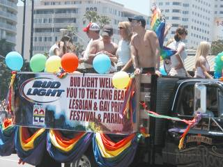 Gay pride parade 5/22/05