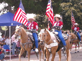 LB Mounted Police, HB July 4/05