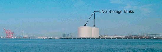 LNG pic EIS/EIR