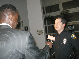 LBPD meeting Jan. 19/05