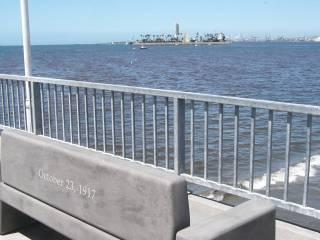 Belmont Veterans Memorial Pier