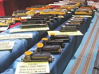 Model train show 2/20/05