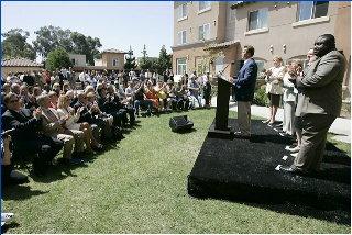 Schwarzenegger Homeland Initiative, Aug. 31/05