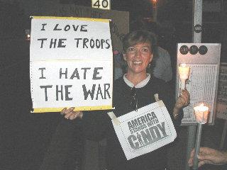 Cindy Sheehan/Moveon.org 8/17/05