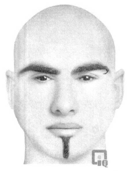 CSULB attempt rape suspect #1