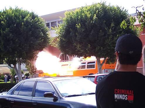 Bus movie explosion Oct 3
