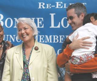 Bonnie Lowenthal Re-Election Announcement, Sept 24/05