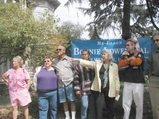Bonnie Lowenthal Re-Election Announcement, Sept 24/05