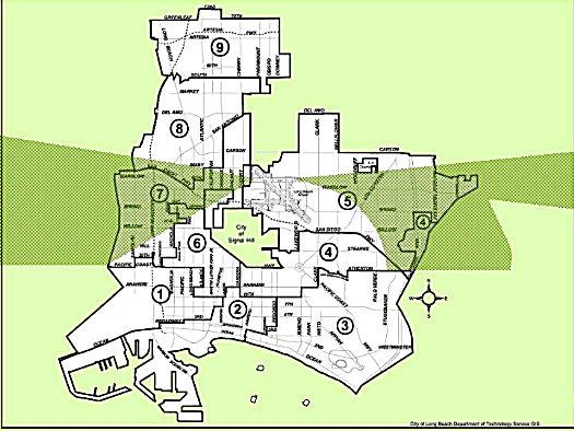LGB 25R map