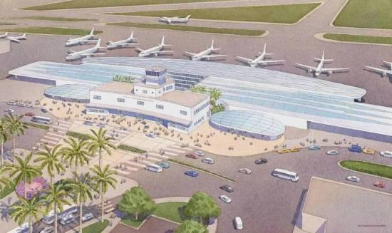HOK Airport rendering April 17/07