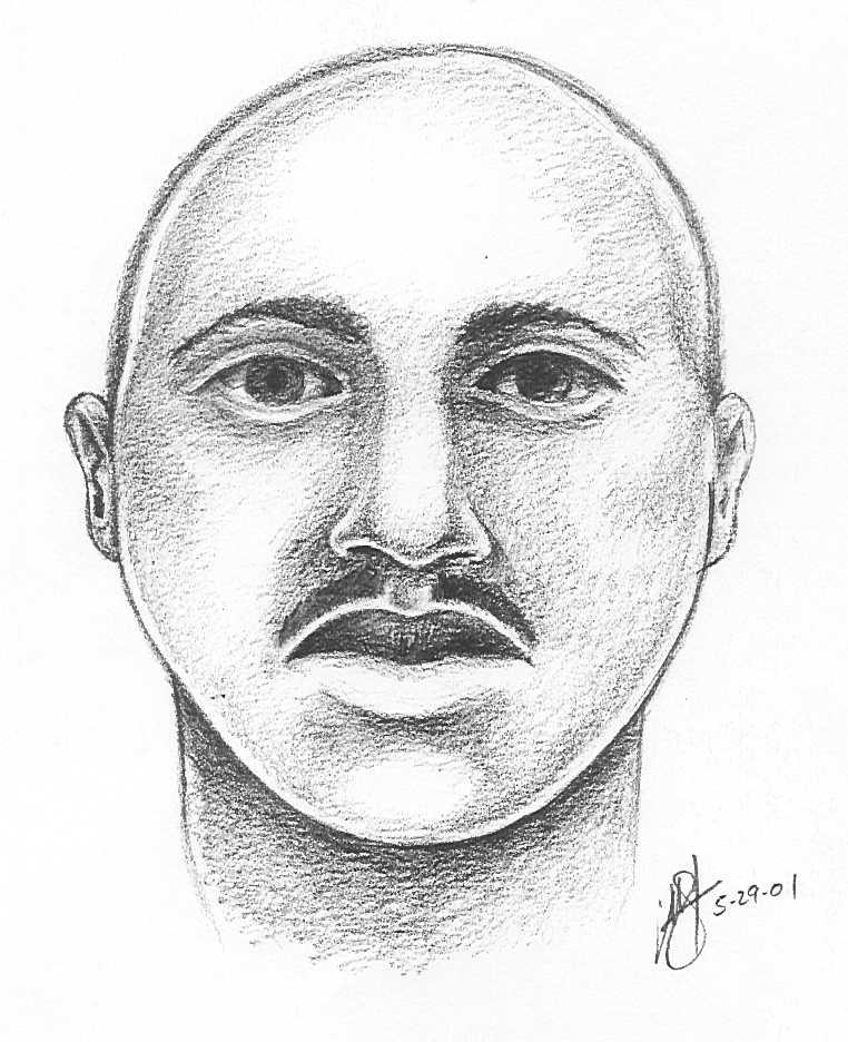 LBPD composite sketch, Anaheim/Obispo 5-16-01 sexual assaul