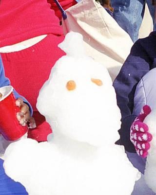 Bixby Knolls snow