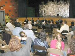 Stearns Park School Bd Candidate forum 4/24/03