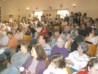 Carson Park meeting, April 03