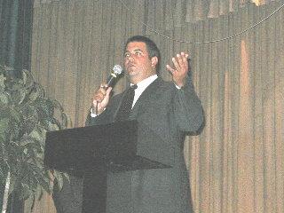 Carson Park meeting, Oct 9/03