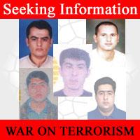 FBI 5 Wanted Men Dec. 29/02