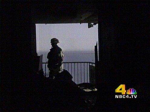 2999 Ocean Fire March 29/07