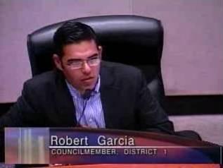 Councilman Robert Garcia Sept. 2010
