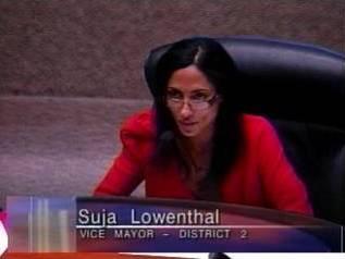 Vice Mayor Lowenthal Sept. 2010