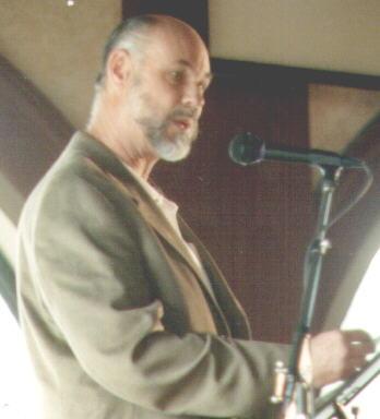 John Deats addresses LBCUR