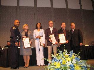 LBPD Awards ceremony May 15/07
