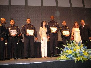 LBPD Awards ceremony, May 15/07