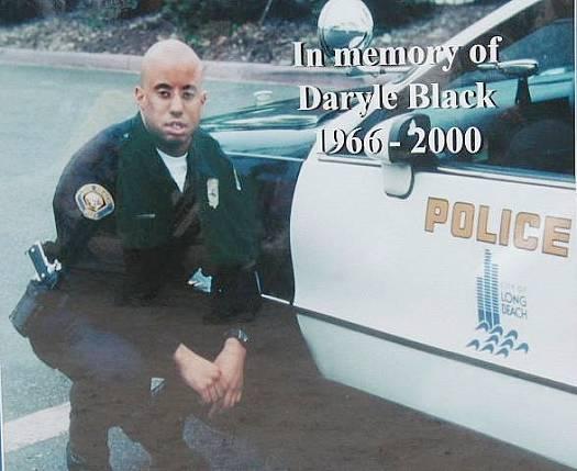 Ofcr. Daryle Black