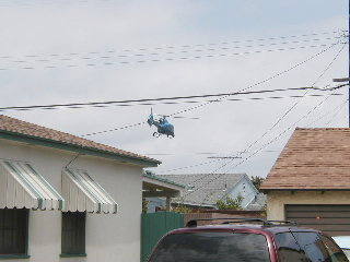 Helicopter @ Burcham