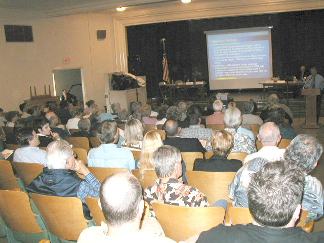 Longfellow School Airport meeting, May 8/02