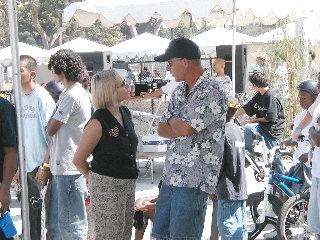 NLB skateboard park 9/11/04