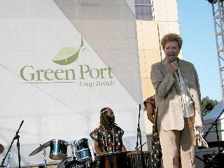 PoLB Green Port Oct 1/05